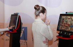 Між репетиціями учасники Дитячого Євробачення-2010 грають у відеоігри