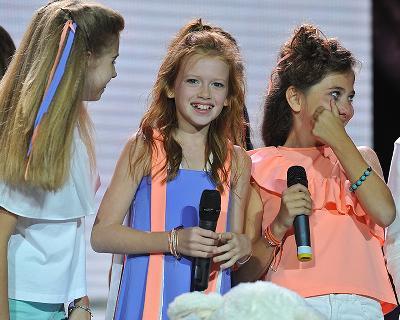 Стало відомо, хто представлятиме Україну наДитячому Євробаченні-2017. ВІДЕО