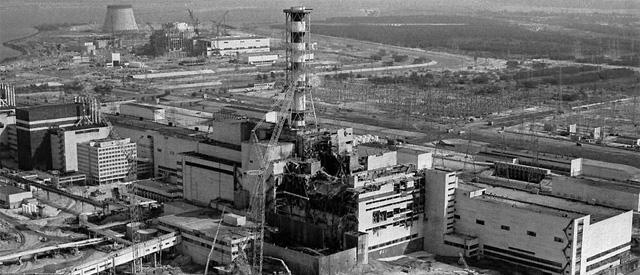 Фильмы о Чернобыльской катастрофе на Первом