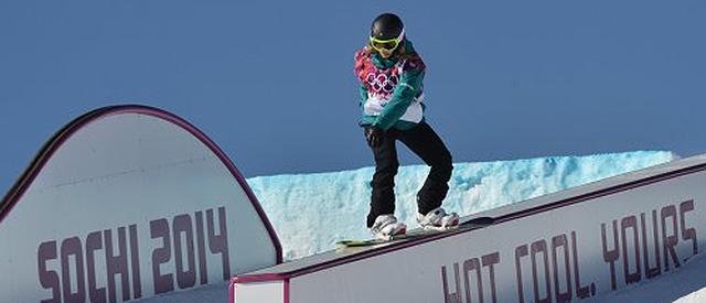 Зимові Олімпійські ігри–2014. Сноубординг. Слоупстайл
