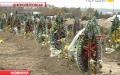 З 20-ма бійцями, що загинули на Донбасі, попрощався Дніпропетровськ