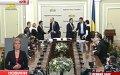 Проект Коаліційної угоди підписали лідери п'яти парламентських партій