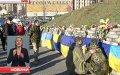 У центр Києва сьогодні з'їжджалися майданівці з усієї країни